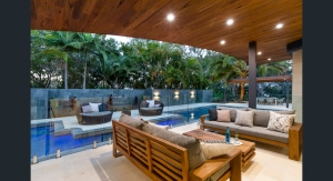 Pool Area Noosa North Shore